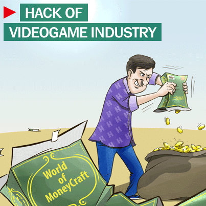 espionaje a videojuegos