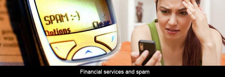 spam en sms y celulares