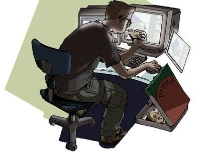 hackers o profesionales de la computacion