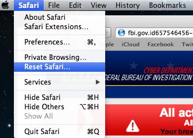 safari navegador