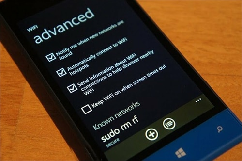 Sistema operativo windows phone