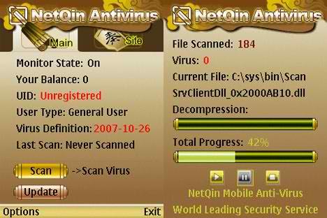 antivirus free symbian