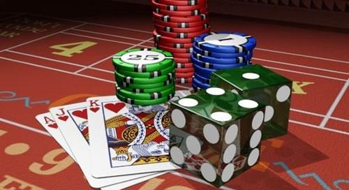 poker online y juegos de azar