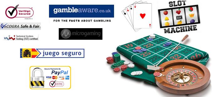 juegos de azar y casinos en linea