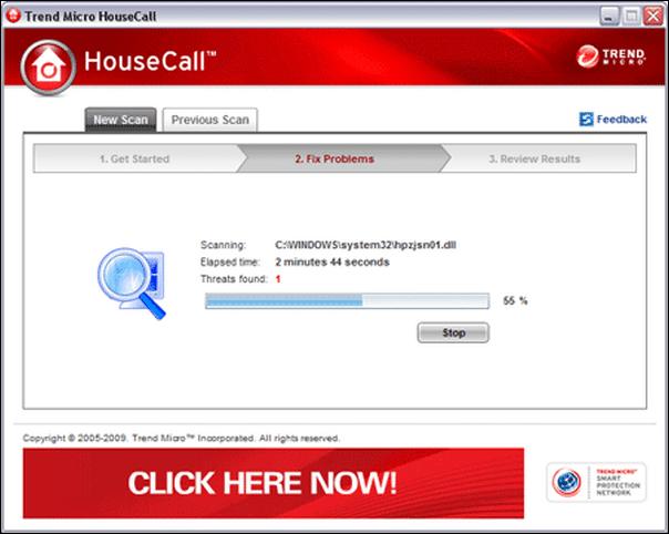 Housecall antivirus gratis