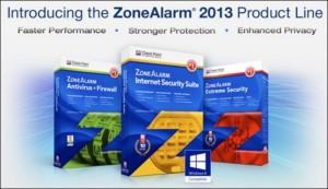 Zone Alarm 2013