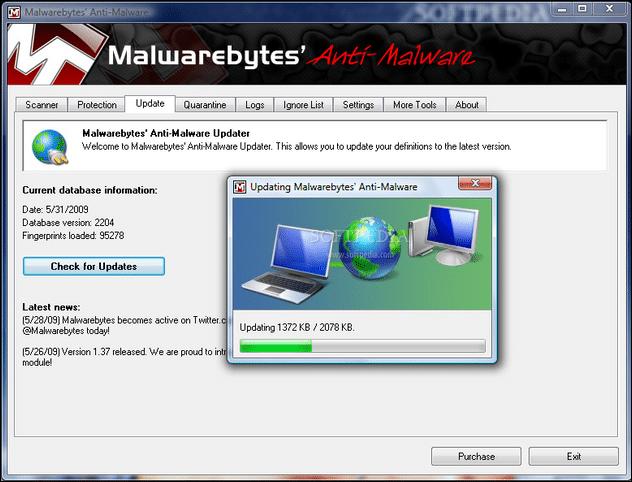 antivirus Malwarebytes Anti -Malware