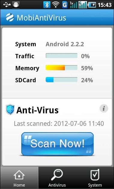 Antivirus MobiShield