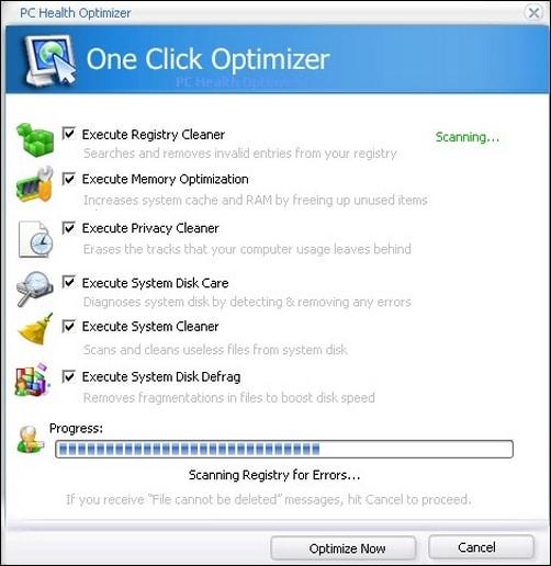 Health Optimizer