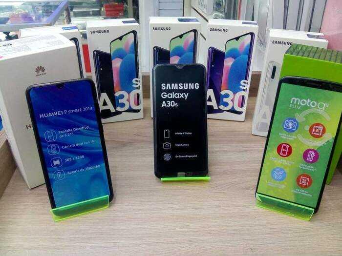 celulares usados